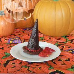 Heksenhoed van chocola recept