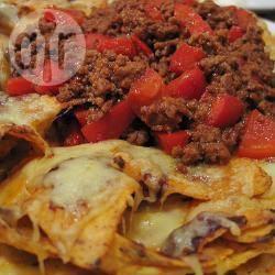 Nacho chili met kaas recept