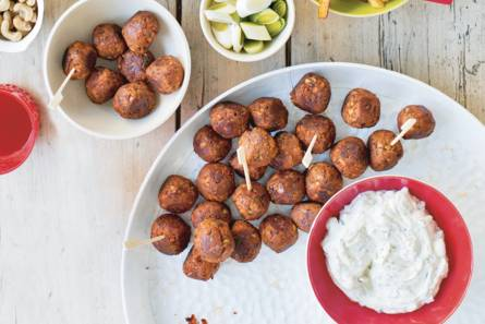 Wortel-champignonballetjes