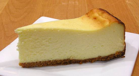 New york style cheesecake recept