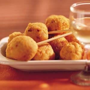 Thaise visballetjes (gefrituurd) recept
