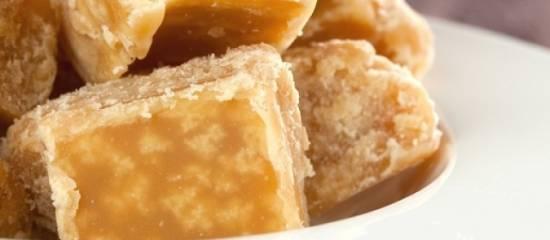 Fudge (karamel) recept