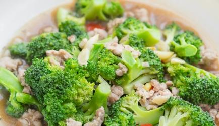 Kip met broccoli en cashewnoten recept