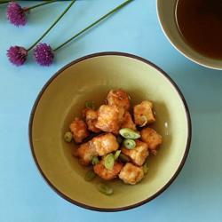 Agedashi tofu recept