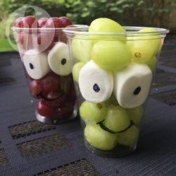 Druiven voor een kinderfeestje recept