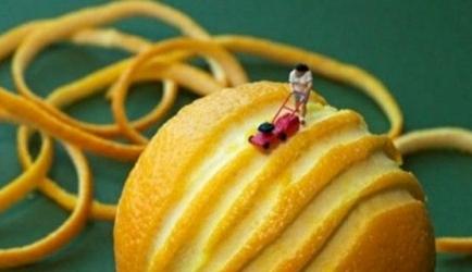 Soep van fruit en ijs recept