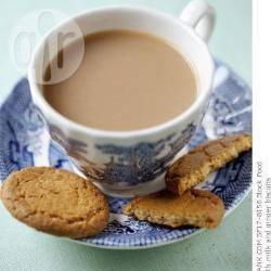 Heerlijke gember koekjes recept