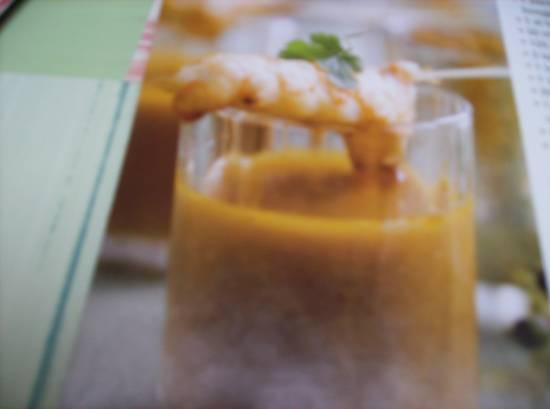 Bisque van langoustines. recept