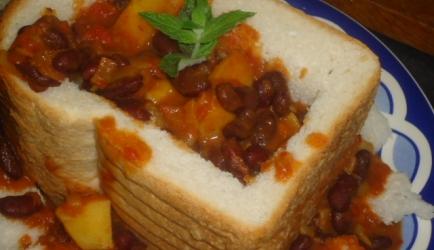 Veganistisch bonen stoof recept