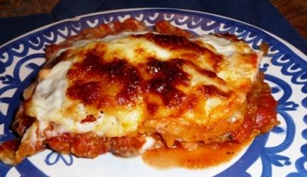 Lasagne della casa recept