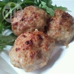 Deense gehaktballetjes (frikadeller) recept