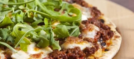 Turkse pizza (lekker snel) recept