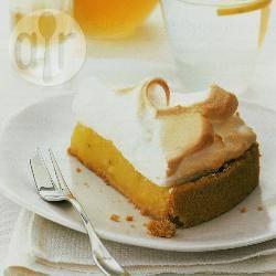 Citrus-meringuetaart recept