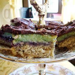 Pistache-marsepein (groene marsepein) recept