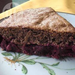 Verse kersencake recept