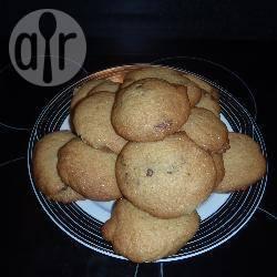 Luchtige chocolade koekjes recept