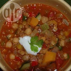 Cara's marokkaanse stoofpot recept
