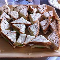 Sandwiches met appel en kaas recept