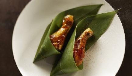 Spicy teriyaki kippenpootjes recept