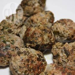 Köfte (turkse gehaktballetjes) recept