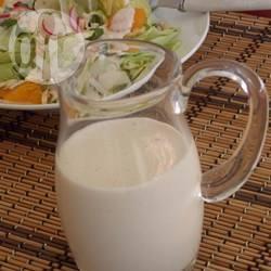 Sesam-tofudressing recept