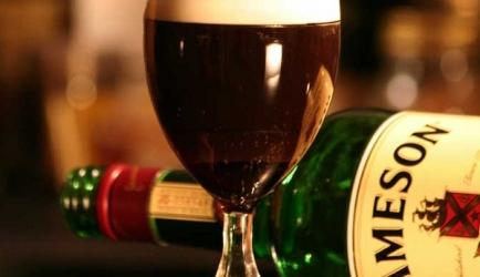 Irish coffe recept