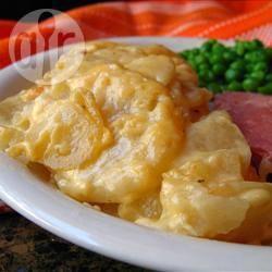 Romige aardappelschotel recept