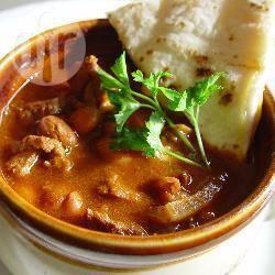 Eenvoudige chili con carne recept