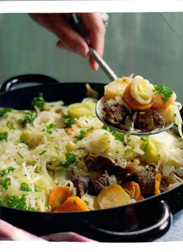 Ierse stoofschotel recept