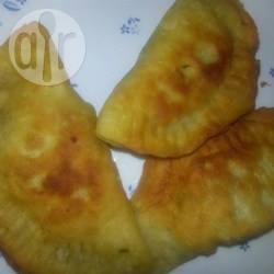 Vegetarische iraakse samosa's met kikkererwten recept