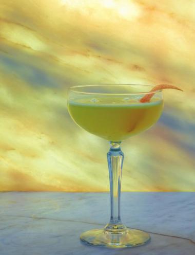 Recept 'breakfast martini'