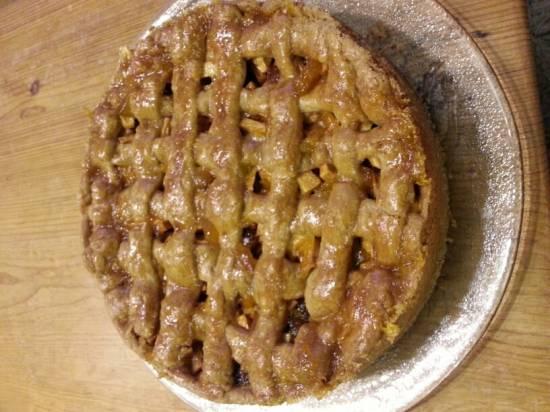 Hollandse appeltaart recept