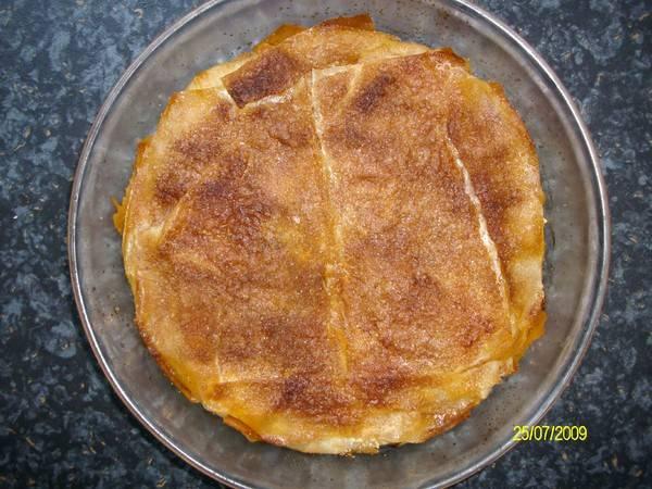 Bastilla kip van denise recept