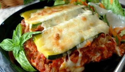 Groente lasagne recept