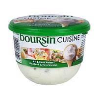 Pasta met boursin cuisine recept