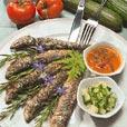 Sardines op de barbeque recept
