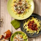 Italiaans stoofpotje rundvlees met tagliatelle recept