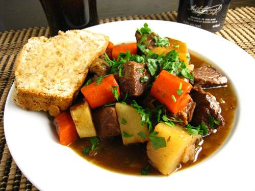 Ierse lamb stew recept