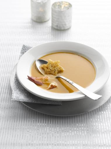 Recept 'bisque d' homard'