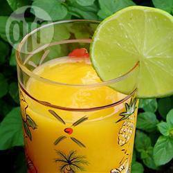 Mango-limoen smoothie recept