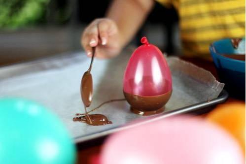 Supersimpele chocoladebakjes recept