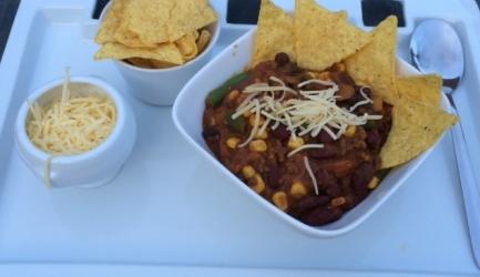 Mexicaanse bonenschotel, variant van de mexicaanse ovenschotel