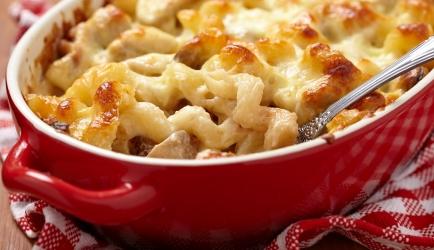 Mac 'n cheese (de lekkerste macaroni met ham en kaas) recept ...