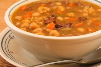 recept lekkere soep