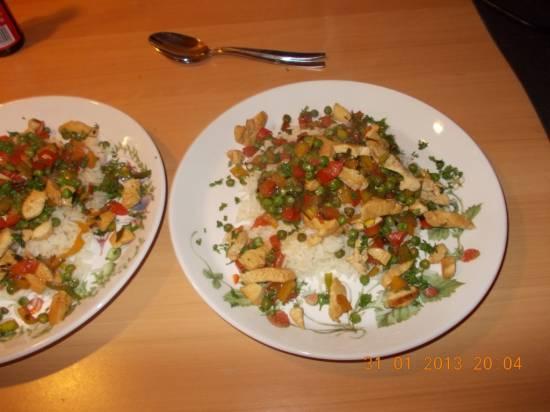 Slank (maar lekker!) kippotje met groenten, beetje oosters recept ...