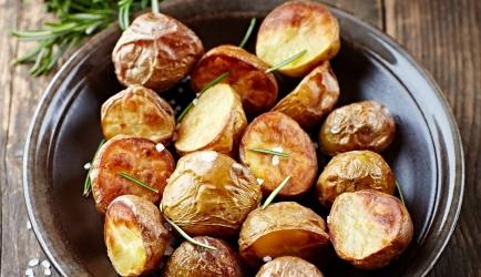 Aardappeltjes met rozemarijn van jamie oliver recept