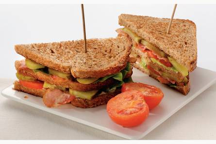 Amerikaanse sandwiches