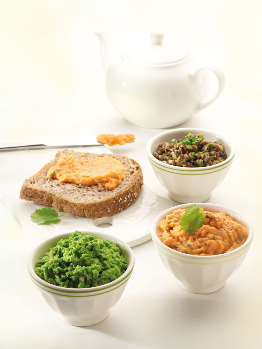 Recept '3 x tapenade'