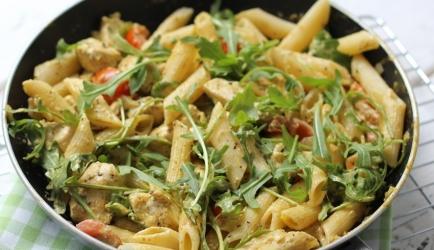 Heerlijke pasta pesto van lekker en simpel recept
