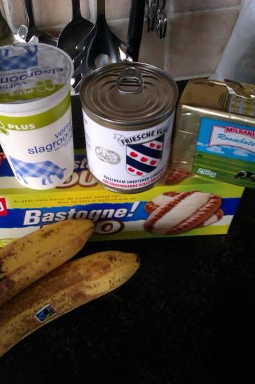 Goddelijke bananen toffee taart recept